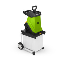Electric garden shredder