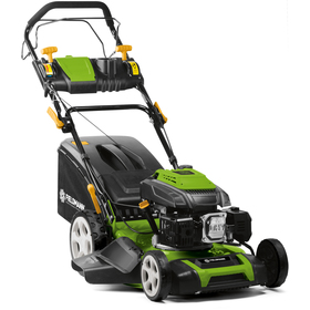 4-in-1</br>Petrol lawnmower