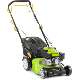 3-in-1</br>Petrol lawnmower
